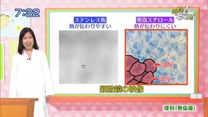 160413合格モーニング 紺野あさ美 (4)