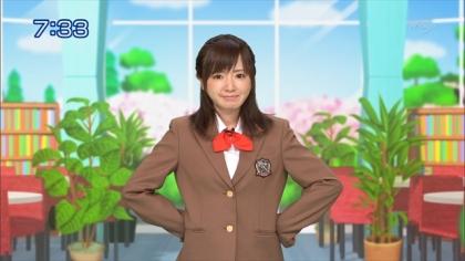 160425合格モーニング 紺野あさ美 (3)
