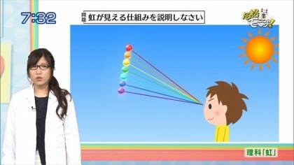 160511合格モーニング 紺野あさ美 (3)