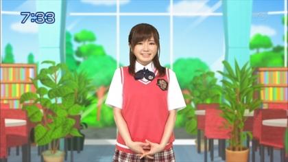 160511合格モーニング 紺野あさ美 (2)