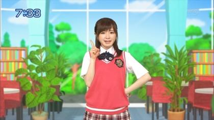 160512合格モーニング 紺野あさ美 (3)