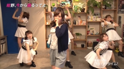 160512紺野、今から踊るってよ 紺野あさ美 (3)
