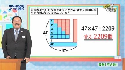 160523合格モーニング 紺野あさ美 (4)