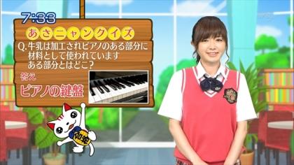 160601合格モーニング 紺野あさ美 (1)