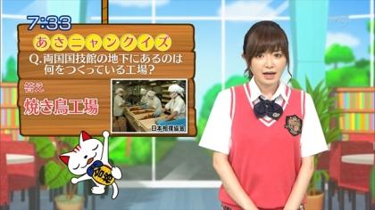 160602合格モーニング 紺野あさ美 (1)