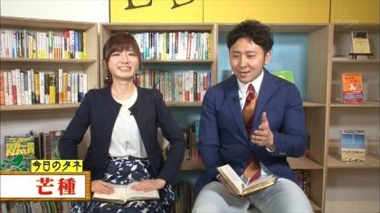 160605朝ダネ 紺野あさ美 (2)