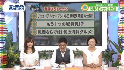 160608なないろ日和 紺野あさ美 (6)