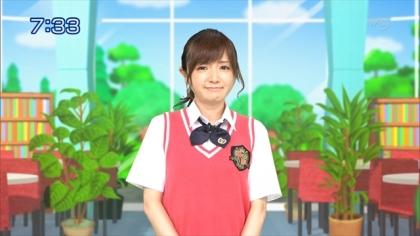 160609合格モーニング 紺野あさ美 (2)