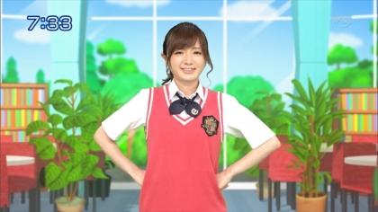 160614合格モーニング 紺野あさ美 (2)