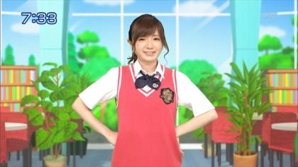 160621合格モーニング 紺野あさ美 (2)