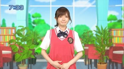 160623合格モーニング 紺野あさ美 (2)