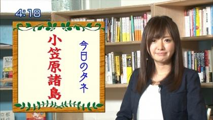 160624朝ダネ 紺野あさ美 (3)
