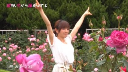 160623紺野、今から踊るってよ 紺野あさ美 (6)