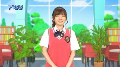 160628合格モーニング 紺野あさ美 (3)