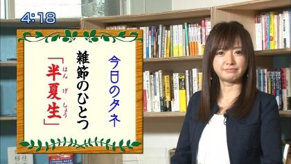 160701朝ダネ 紺野あさ美 (6)