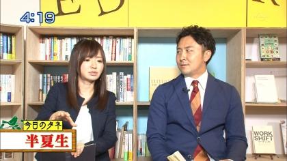 160701朝ダネ 紺野あさ美 (3)
