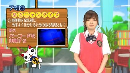 160701合格モーニング 紺野あさ美 (2)
