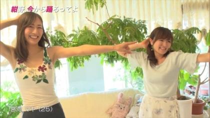 160707紺野、今から踊るってよ 紺野あさ美 (3)