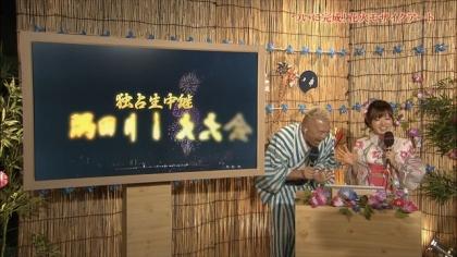 160730隅田川花火大会 紺野あさ美 (3)