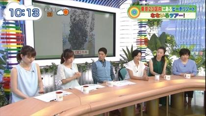 160803なないろ日和 紺野あさ美 (5)
