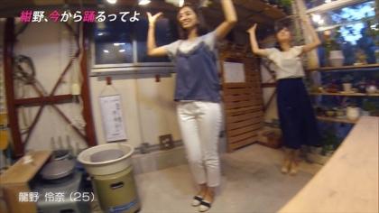 160810紺野、今から踊るってよ 紺野あさ美 (2)