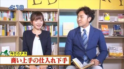 160817朝ダネ 紺野あさ美 (3)