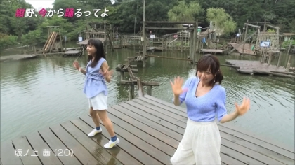 160824紺野、今から踊るってよ 紺野あさ美 (1)