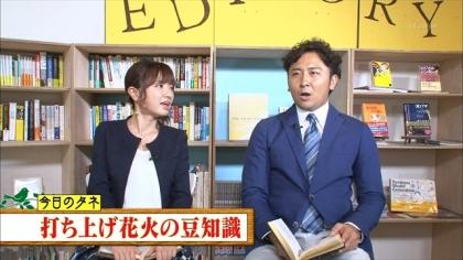 160828朝ダネ 紺野あさ美 (3)