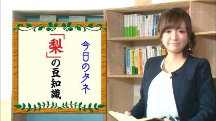 160829朝ダネ 紺野あさ美 (5)