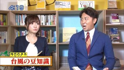160830朝ダネ 紺野あさ美 (3)