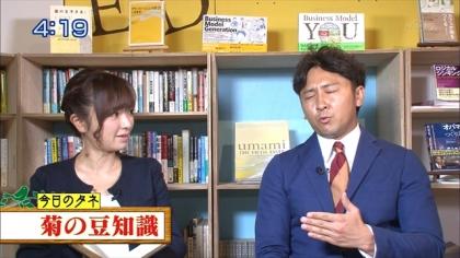160906朝ダネ 紺野あさ美 (3)