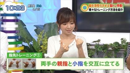 160908なないろ日和 紺野あさ美 (3)