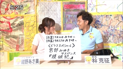 160918 リンリン相談室 紺野あさ美 (4)