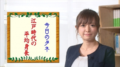 161013朝ダネ 紺野あさ美 (3)