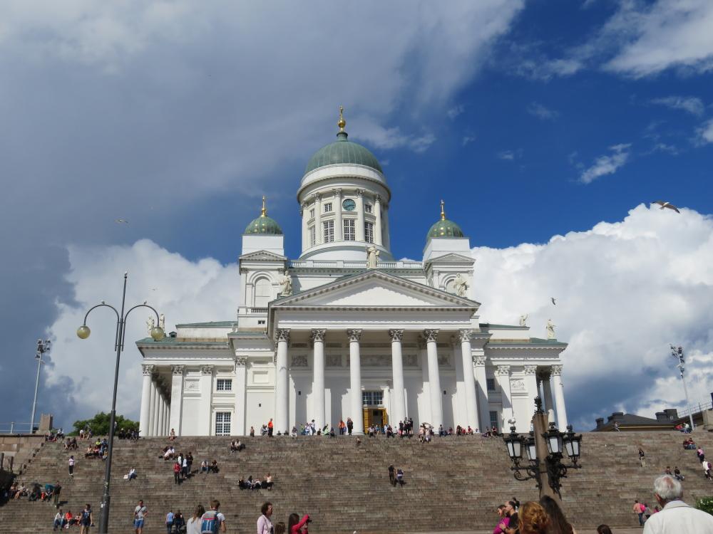 Helsinki ヘルシンキ ヘルシンキ大聖堂