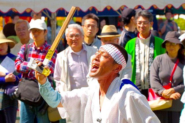 谷の太郎踊り