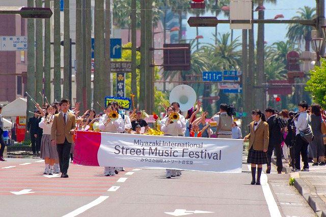宮崎国際ストリート音楽祭