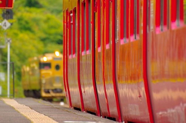 或る日の或る列車