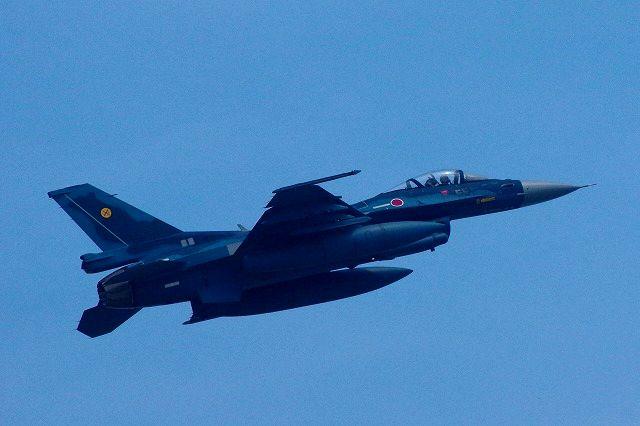 出撃 航空自衛隊築城基地 F2戦闘機