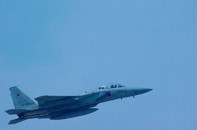 出撃航空自衛隊築城基地 F15Jイーグル