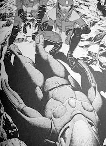 5万年前の遺体