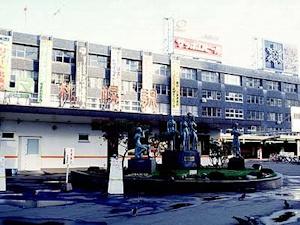札幌駅旧駅舎