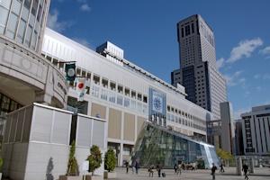 札幌駅現駅舎