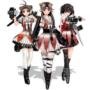 川内型三姉妹