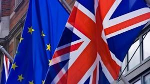 EU離脱を決定