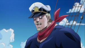 偽キャプテン・テニール