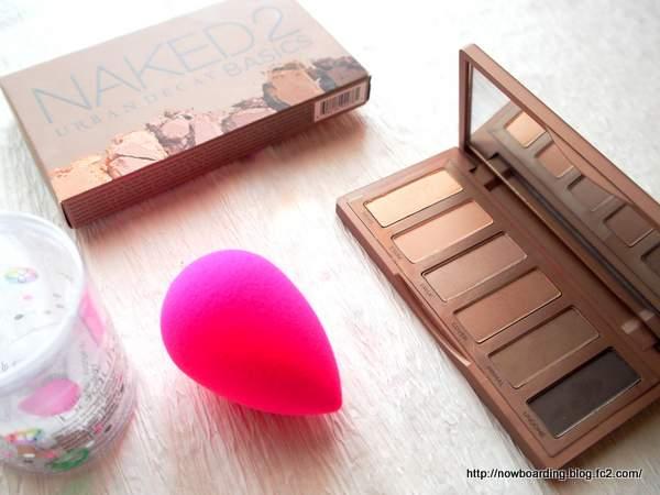 アーバンディケイ Naked2 Basics セフォラ パリ ショッピング