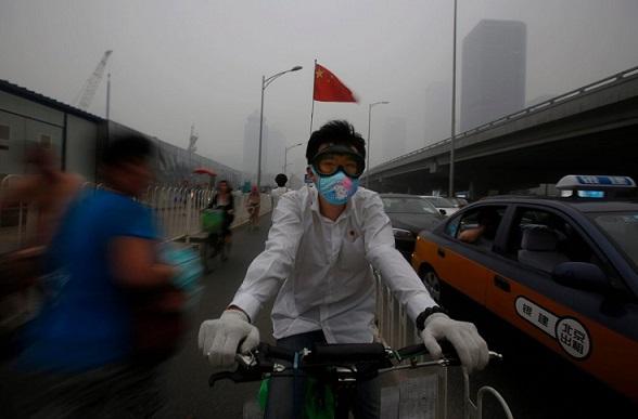 中国の環境限界 ~ 成長の限界ということ