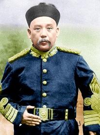 袁世凱(1912年頃)