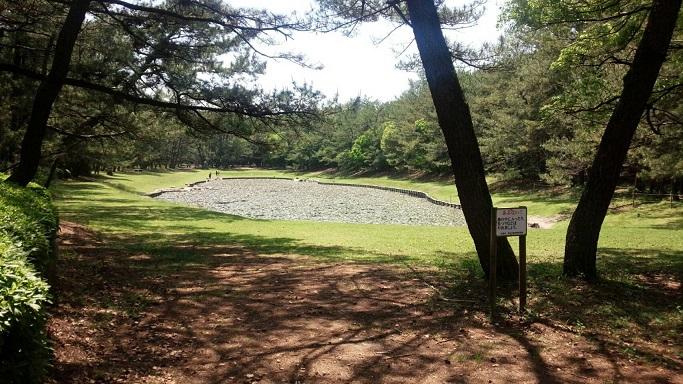 みそぎ池 1